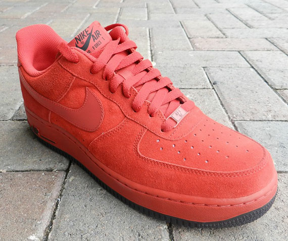 air force nike rosse