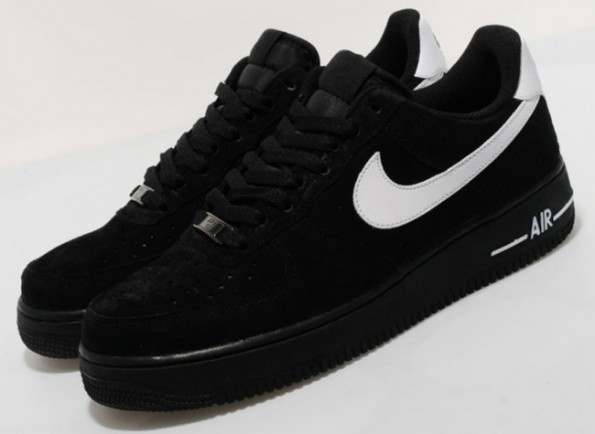 nike air force nere e bianche