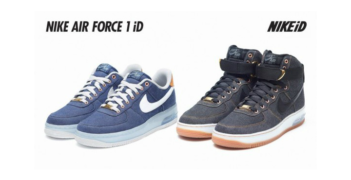 nike air force 1 personalizza
