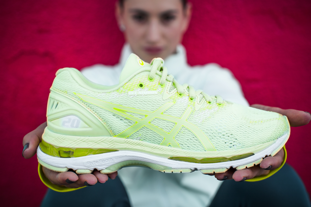 Ecco le nuove Asics Nimbus 20 | Run Like Never Before