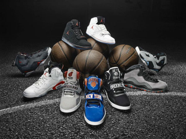 Approved Heat 2014 sneakers group image