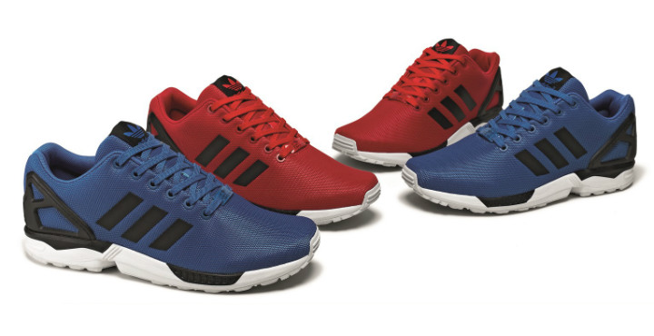 flux adidas Rosso