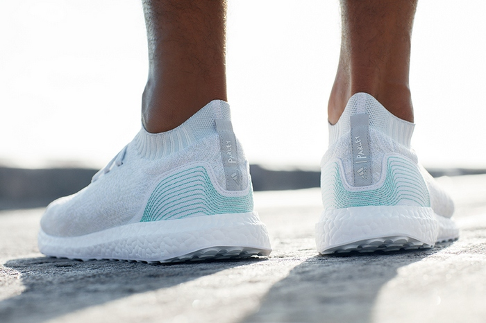 adidas presenta UltraBOOST Uncaged Parley | Run Like Never