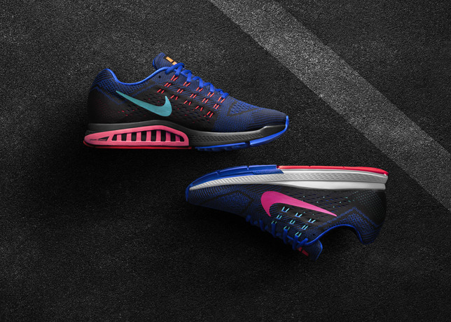 Nike presenta la nuova Air Zoom Structure 18 | Run Like