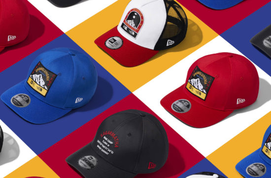 New Era e The North Face