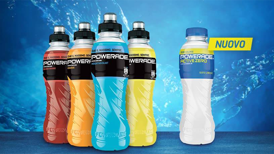 Powerade Active Zero