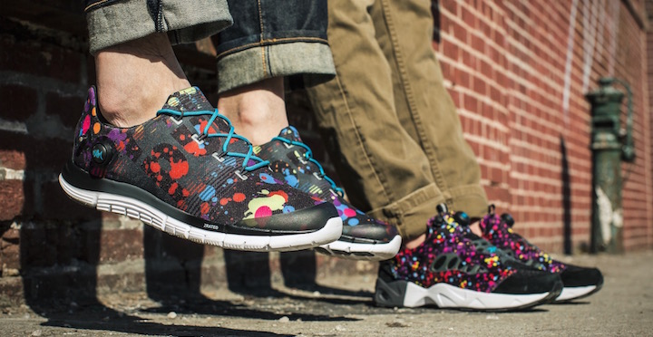 Reebok X Stash | ZPump Fusion e InstaPump Fury Road | Run
