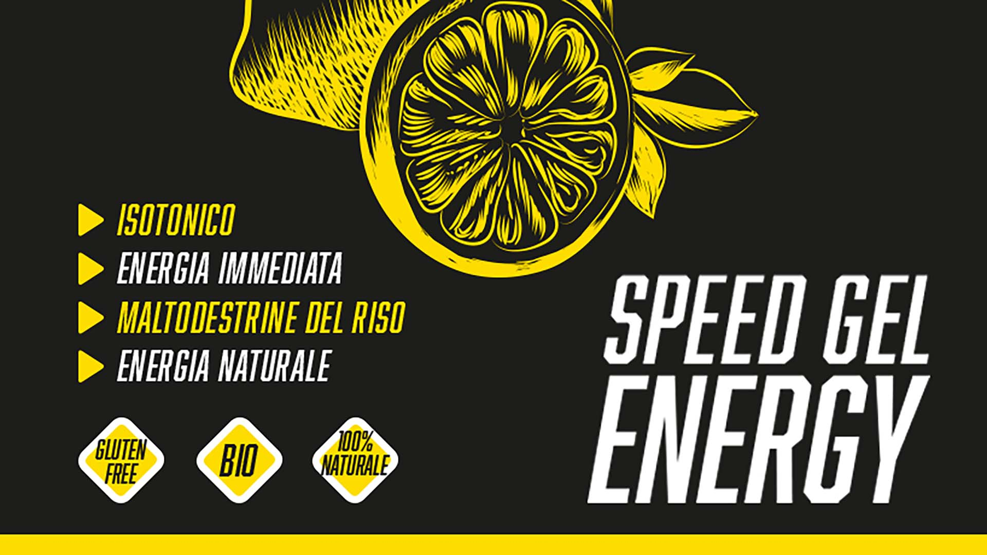 Speed Energy Gel