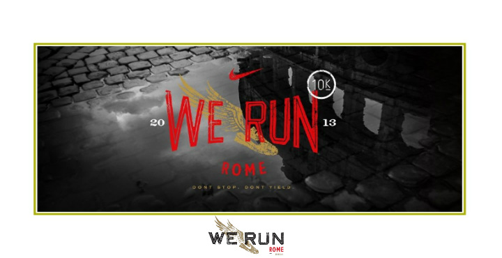 We Run Rome 2013: inizia il countdown!