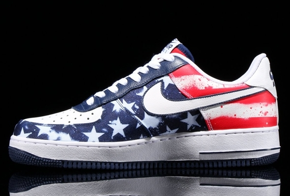 Nike Air Force 1 INDEPENDENCE DAY Release Date