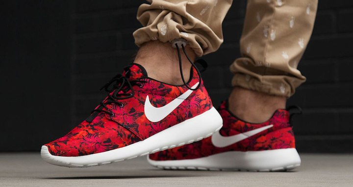 nuove nike rosse