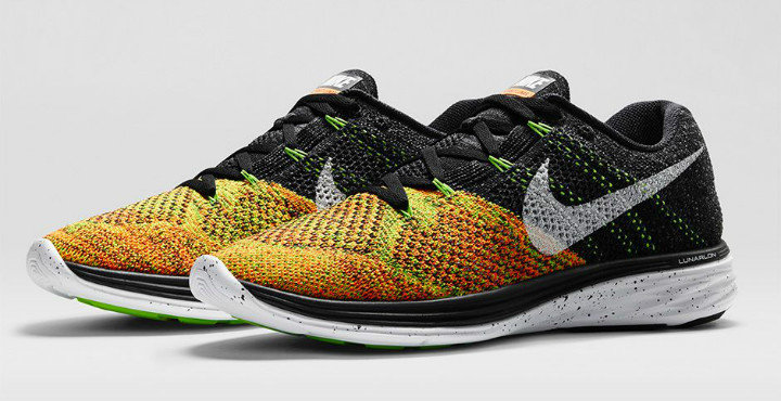 Ecco le nuove Nike Flyknit Lunar 3 | Run Like Never Before